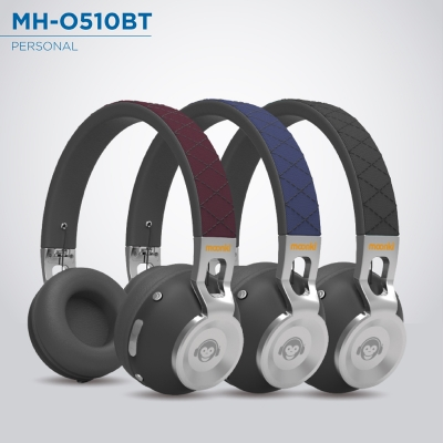 Auricular On Ear Moonki Sound MH-O510BT