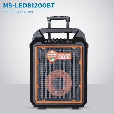 Parlante MS-LED1200BT